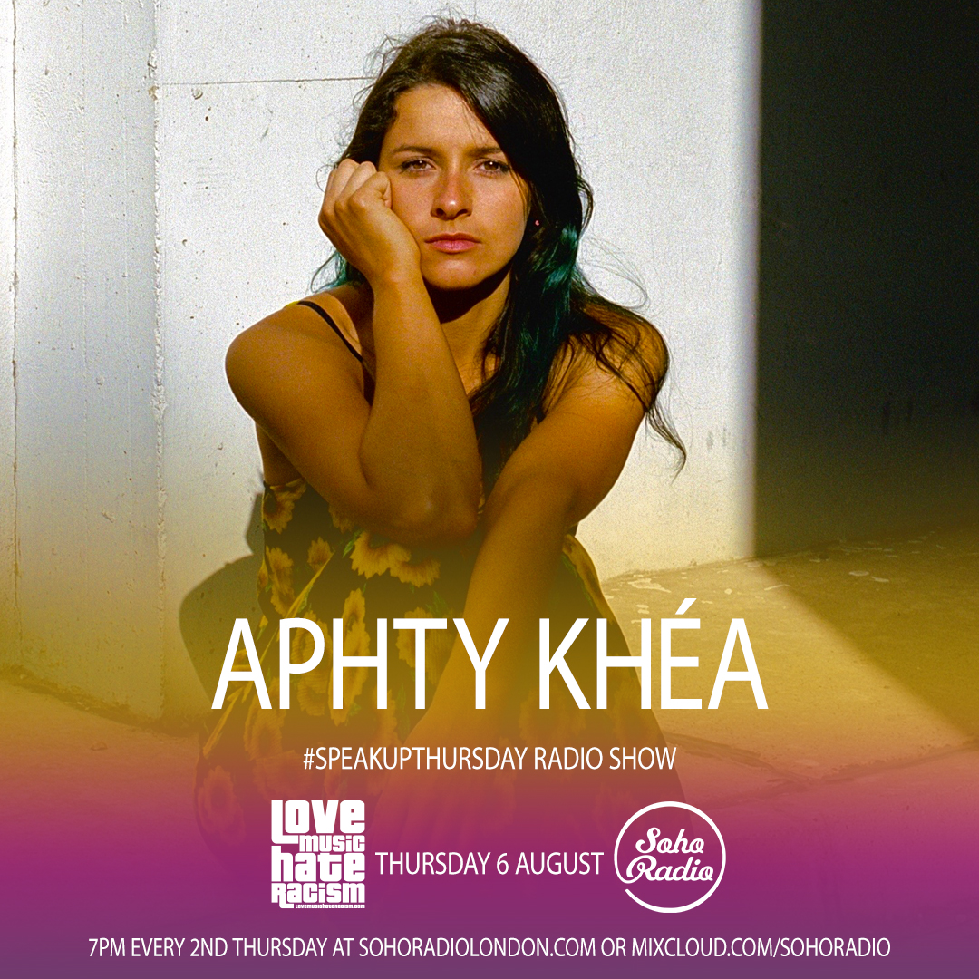 #speakupthursday featuring Aphty Khea