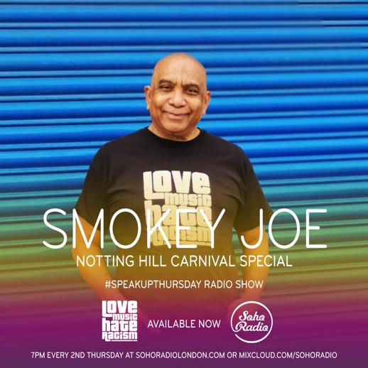 #speakupthursday featuring Smokey Joe