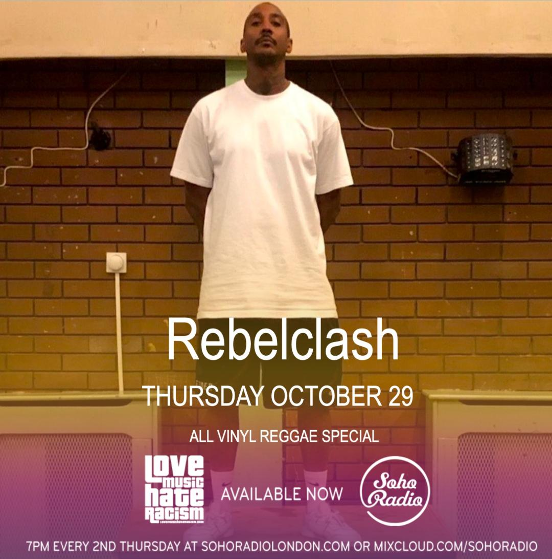 #speakupthursday featuring Rebelclash
