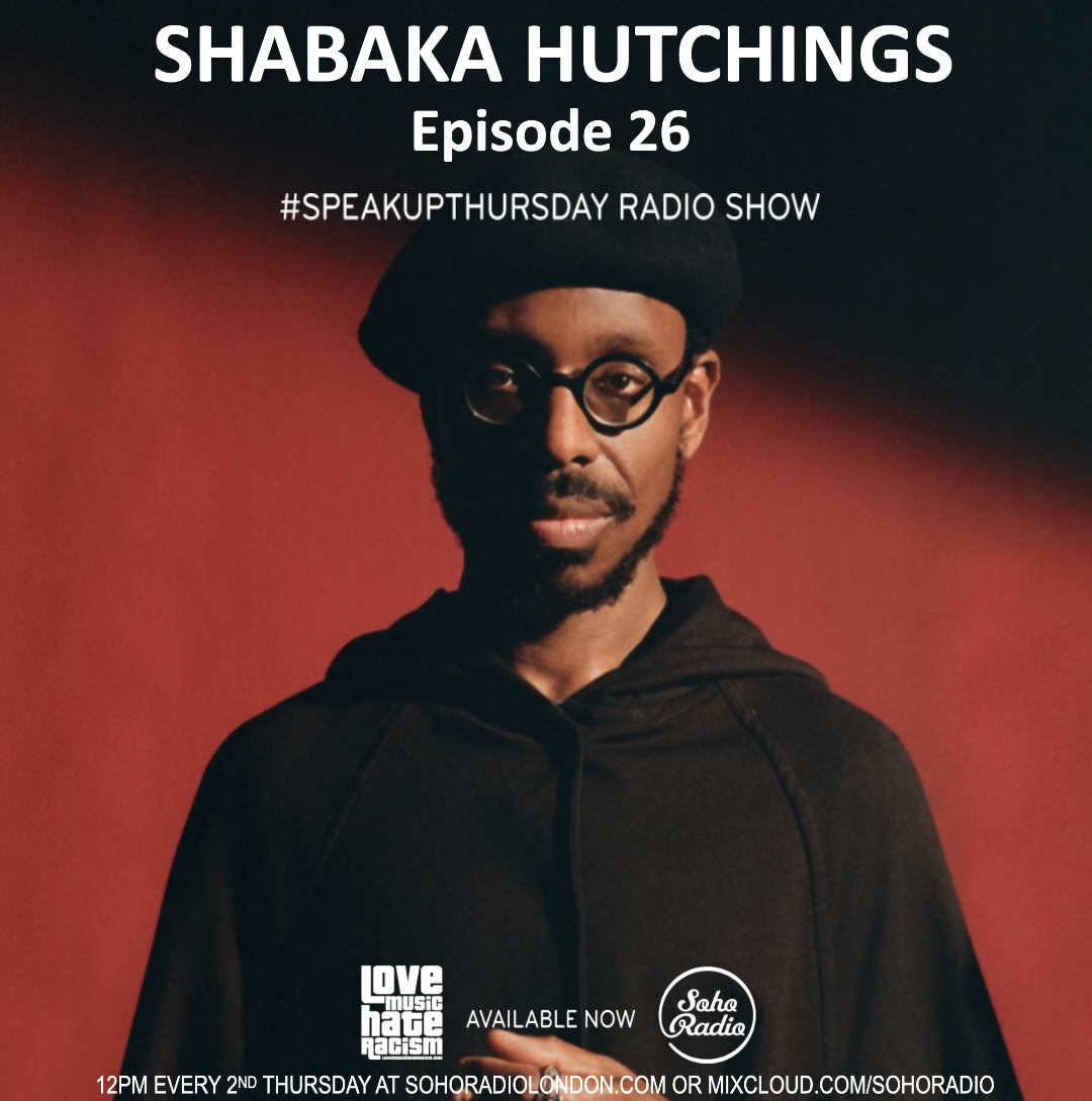 #speakupthursday featuring Shabaka Hutchings
